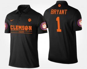 Martavis Bryant Clemson Polo Atlantic Coast Conference Sugar Bowl #1 Men's Black Bowl Game 702184-160
