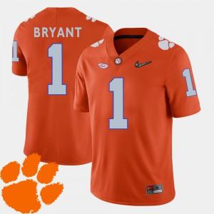 Martavis Bryant Clemson Jersey College Football Mens 2018 ACC #1 Orange 266562-718